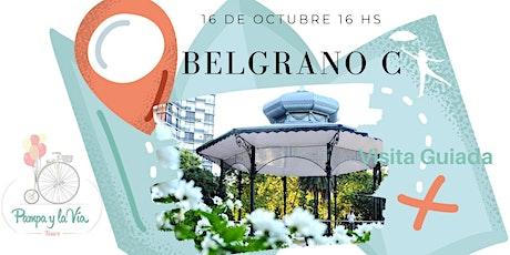 Belgrano C - Visita Guiada entradas