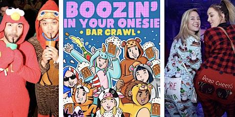 Boozin' In Your Onesie Bar Crawl | Detroit, MI - Bar Crawl Live tickets