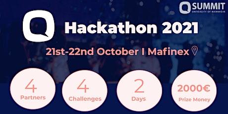 Q-Hackathon Tickets