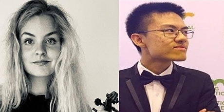 Lunchtime Recital - Isobel Howard (violin)  Julian Chan (piano) tickets