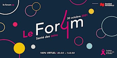 Le Forum, Santé des seins billets