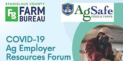 Covid-19  Employer Resources Forum