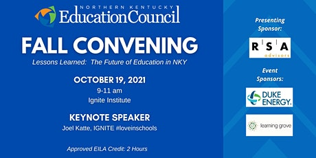 NKYEC Fall Convening - Lessons Learned: The Future of Education in NKY tickets