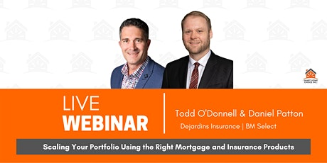 Scaling Your Portfolio Using the Right Mortgage and Insurance Products tickets