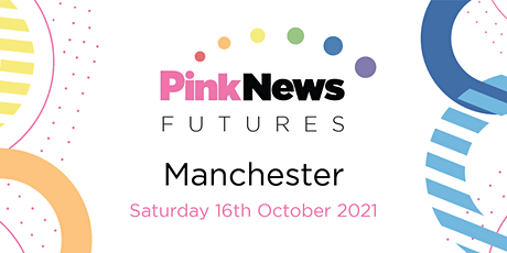 PinkNews Futures 2021 - Manchester tickets
