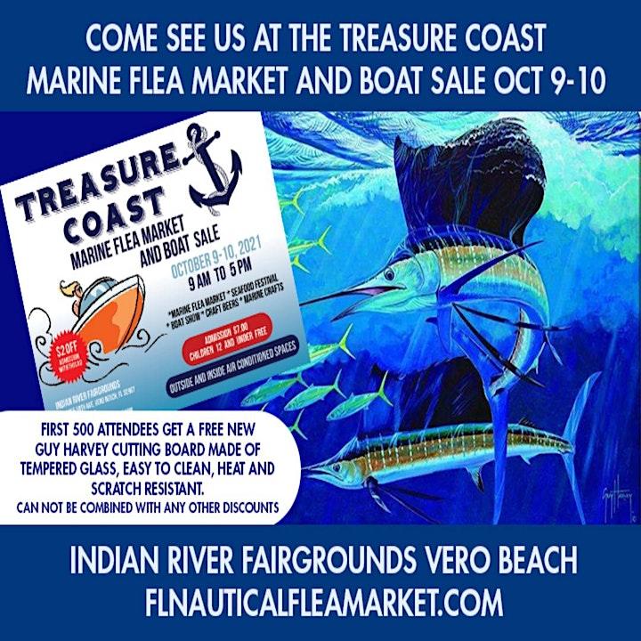 Treasure Coast Marine Flea Market and Boat Sale image