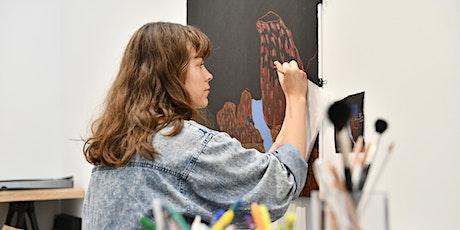 Lydia Baker Artist-In-Residence: Closing Reception tickets