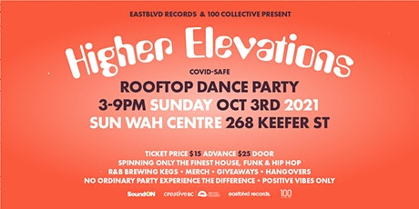 Higher Elevations Rooftop Party tickets