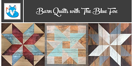 Barn Quilt Painting Class | Affinity For Quilts tickets