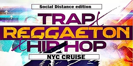 Reggaeton & Top 40 Night Social Distance NYC Party Cruise tickets