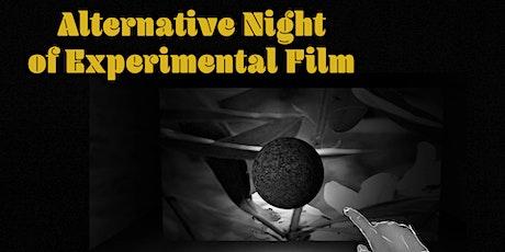 Alternative Night of Experimental Film - October tickets