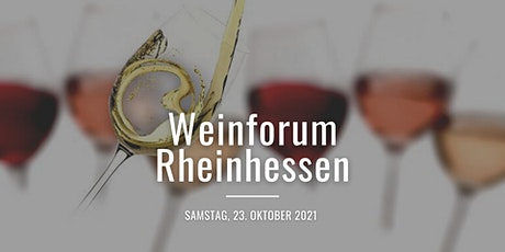 Livestream Weinforum Rheinhessen Onlineweinprobe tickets