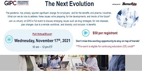 The Next Evolution tickets