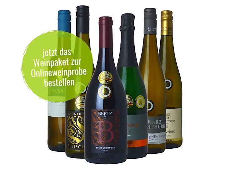 Livestream Weinforum Rheinhessen Onlineweinprobe: Bild