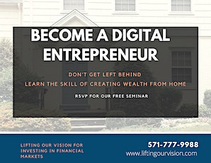 Building Wealth From Home tickets