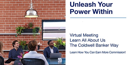 Unleash Your Power Within - The Coldwell Banker Way tickets