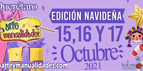 Expo Arte y Manualidades  23a. edición Navidad boletos