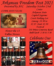 White County - Freedom Festival:  Salute to Veterans & Honor the Fallen 13 tickets