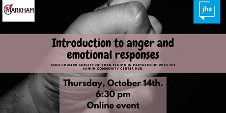 Introduction to Anger and Emotional Responses tickets