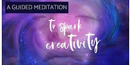 October 30th CAiR Virtual Creativity Meditation with Quana Madison tickets