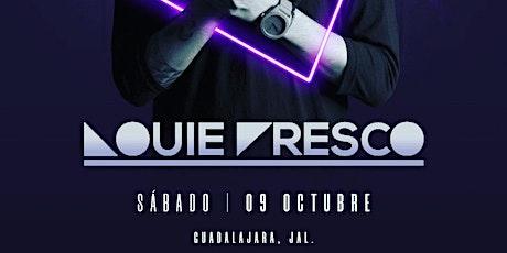 Noche de Techno con DJ Louie Fresco boletos