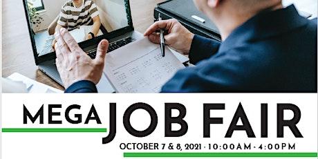 MEGA Job Fair tickets