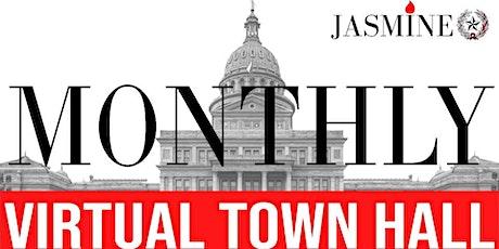Constitutional Amendments Town Hall w/ Rep. Crockett tickets