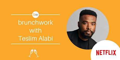 Product Design brunchwork w/ Teslim Alabi (Netflix) tickets