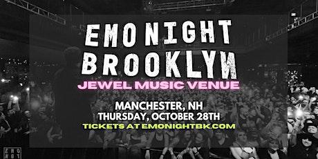 Emo Night Brooklyn - Manchester, NH tickets