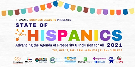 State of Hispanics: Advancing the Agenda of Prosperity & Inclusion for All tickets