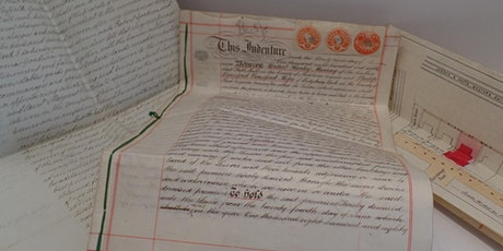 A Look at Some Historic Calligraphy Documents tickets