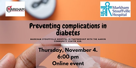 Preventing complications in diabetes tickets