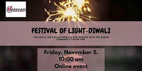 Festival of light-Diwali tickets