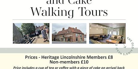 Kirton, King's Head and Cake Walking Tours tickets