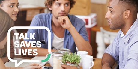 Talk Saves Lives: Suicide Prevention Webinar tickets