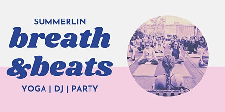 breath&beats - Yoga with Live DJ tickets