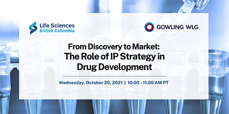 From Discovery to Market: The Role of IP Strategy in Drug Development tickets