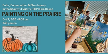 Painting on the Prairie tickets