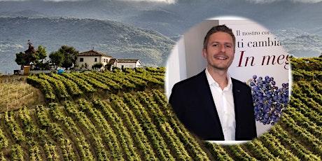 Abruzzo with Guest Speaker Davide Acerra, Consorzio Vini d'Abruzzo tickets