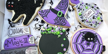 Cookie Decorating Class: Witch's Brew Sugar Cookie Decorating Class tickets