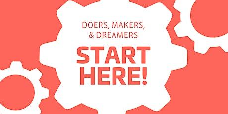 CO.STARTERS Generator Registration tickets