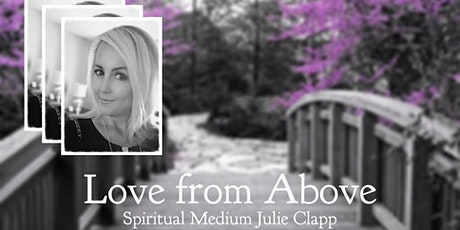 Love from Above (in person readings) tickets
