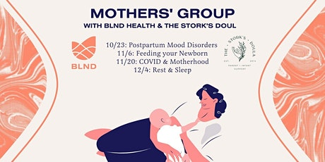 Mothers' Group: All Sessions tickets