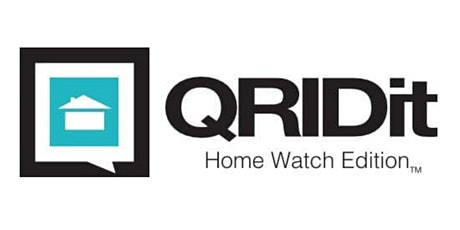 Introduction to QRIDit Home Watch Edition Software Webinar tickets