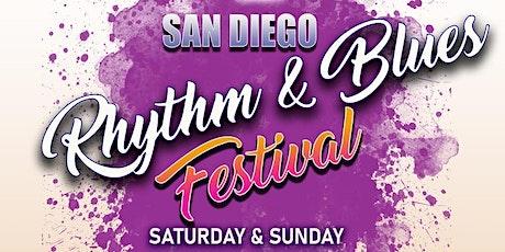 SAN DIEGO RHYTHM & BLUES FESTIVAL  SAT,NOV13 & SUN,NOV14 tickets