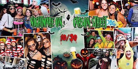 Nightmare on Carson Street 2021 (Pittsburgh) tickets