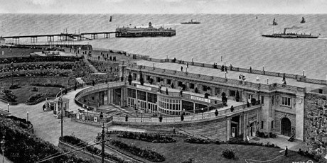 Ghost Hunt At The Winter Gardens Margate tickets