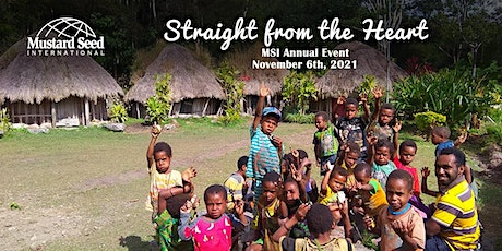 MSI's Virtual Event: Straight from the Heart (Canadian Registration) tickets