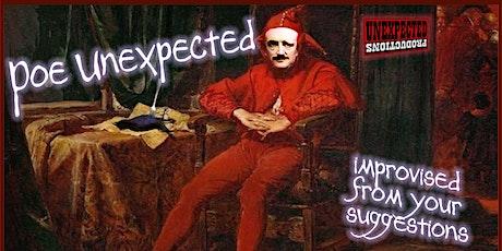 Poe Unexpected: Spooky Sundays tickets