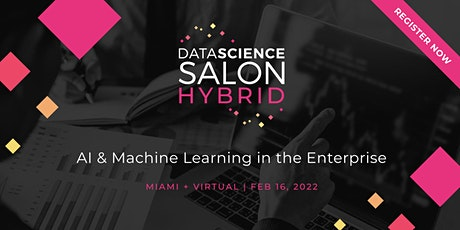 DSS Hybrid: AI & ML in the Enterprise tickets
